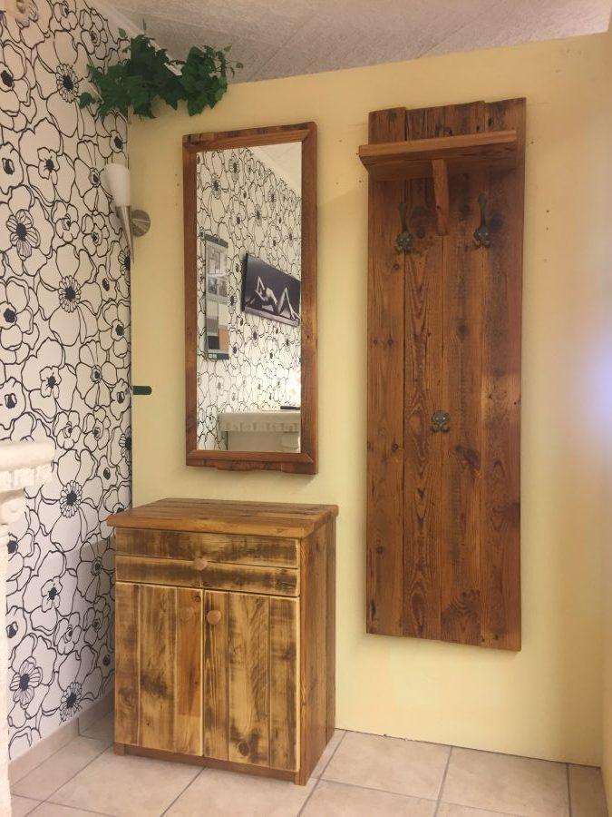 flurgarderobe simankow. Black Bedroom Furniture Sets. Home Design Ideas