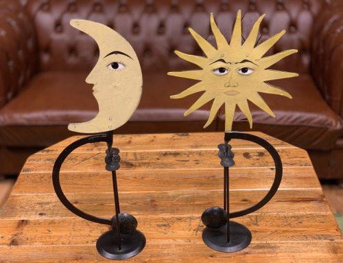 Schaukel – Sonne und Mond
