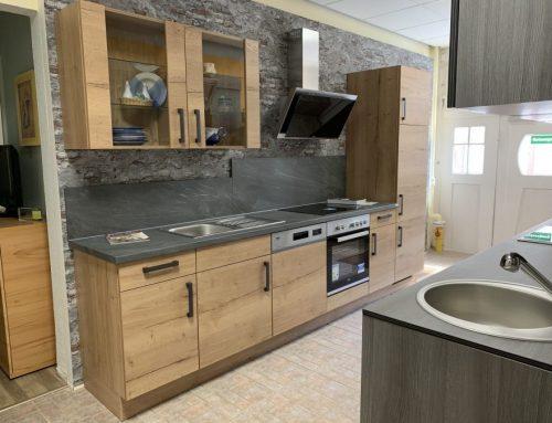 Küche Eiche Sierra